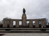Berlínské dobrodružství: Sowjetisches Ehrenmal