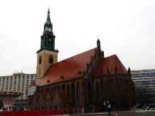 Berlínské dobrodružství: trhy Alt-Berlin, kostel Sv. Marie