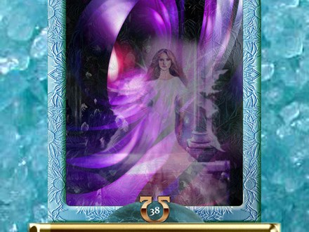 Angel Oracle Deck - Dyan Garris