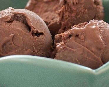 Chocolate Ice Cream Balls