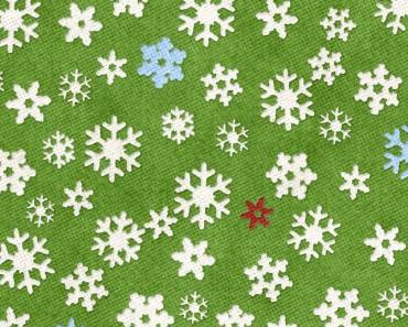 Snowflakes Background Texture