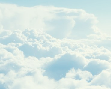 White Clouds At high Altitudes