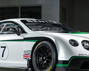 2013 Bentley Continental GT 3