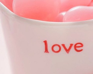 Love Candies In The Cup