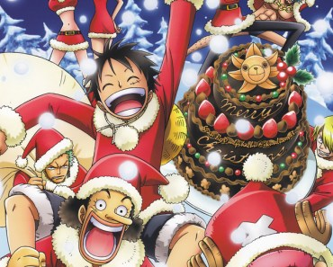 One Piece Merry Christmas