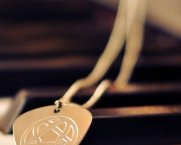 Pendant On The Piano