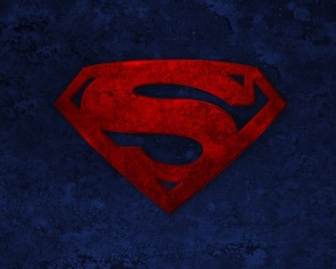 Red Superman Logo