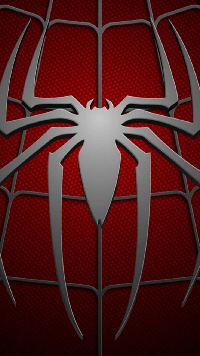 Spiderman Symbol Iphone 6 6 Plus And Iphone 54 Wallpapers