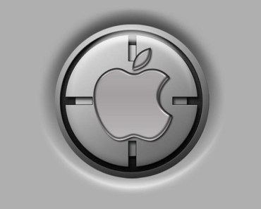 Apple Logo Button