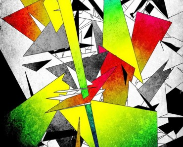 Colored Abstract Geometries