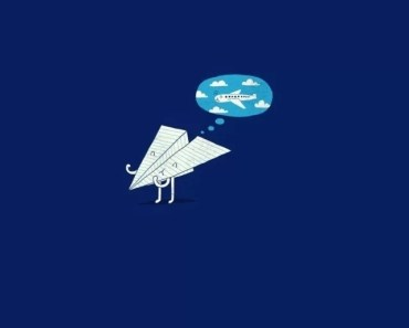 Paper Airplane Dreams