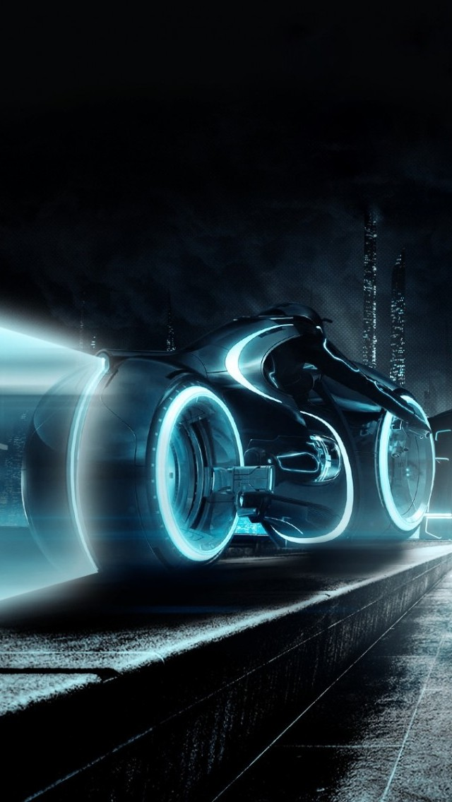 Tron Legacy Motorcycle IPhone 6 Plus And 5 4 Wallpapers