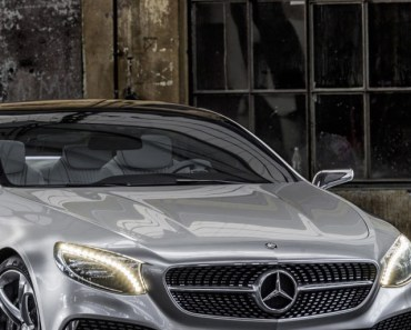 2013 Mercedes Benz S Class Coupe