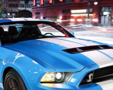 2014 Ford Shelby GT500 Blue