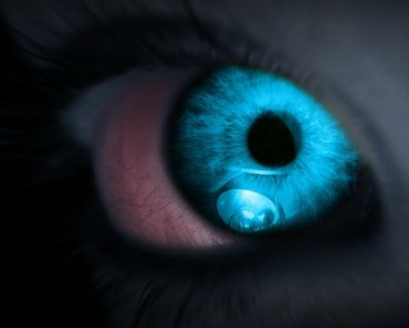 Blue Eyes In The Dark