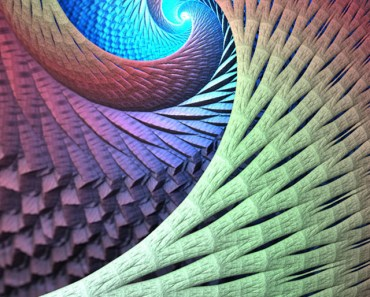 Colorful Abstract Swirls