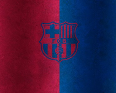 Red and Blue FC Barcelona