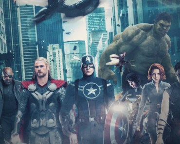 The Avengers Age of Ultron 2015
