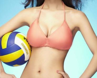 Volleyball Babe