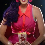 Katy Perry with Pop Corn