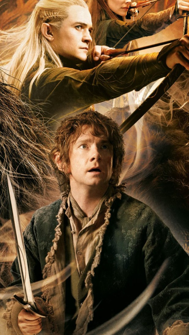The Hobbit Desolation Of Smaug Wallpaper Free Iphone Wallpapers
