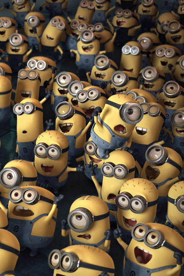 Despicable Me Minions IPhone 6 Plus And 5 4 Wallpapers