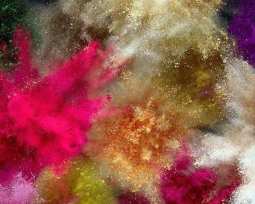 Watercolor Explosion