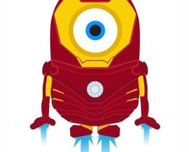 Minion Iron Man
