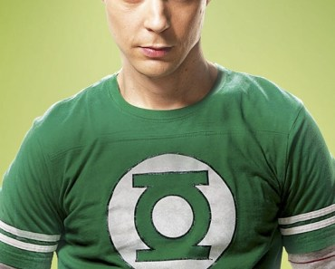 Sheldon Lee Cooper Green T-shirt