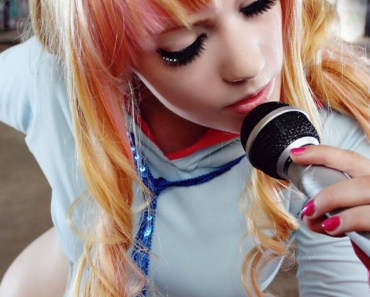 Music Cosplay Girl