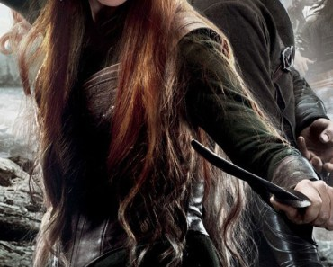 Tauriel and Legolas In The Hobbit 2