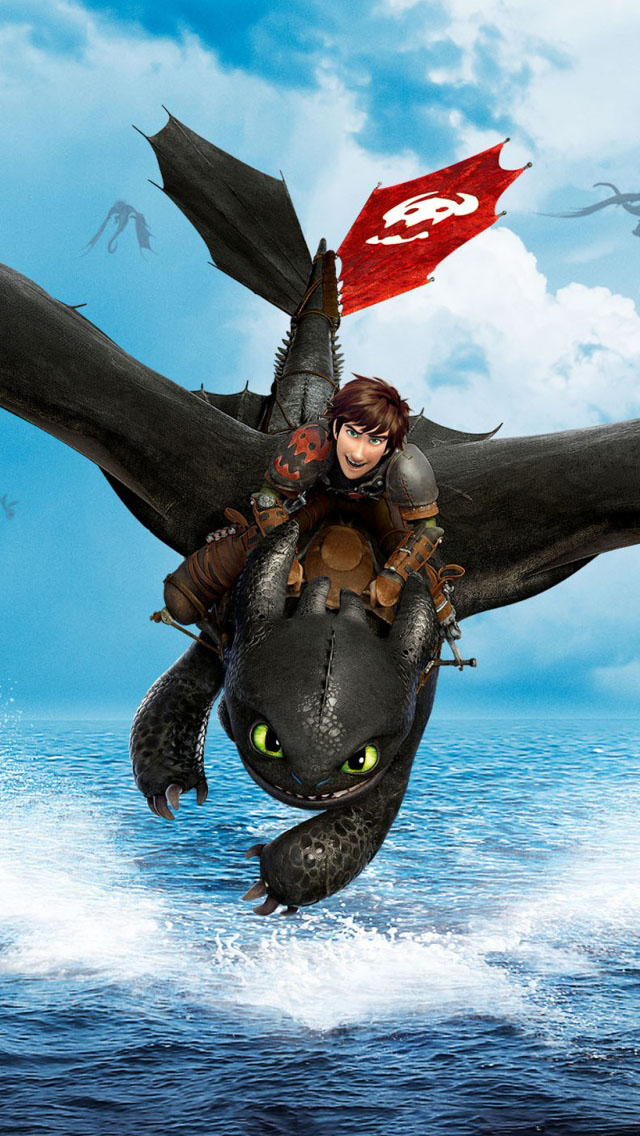 2014 How to Train Your Dragon 2 iPhone 6 / 6 Plus and ...