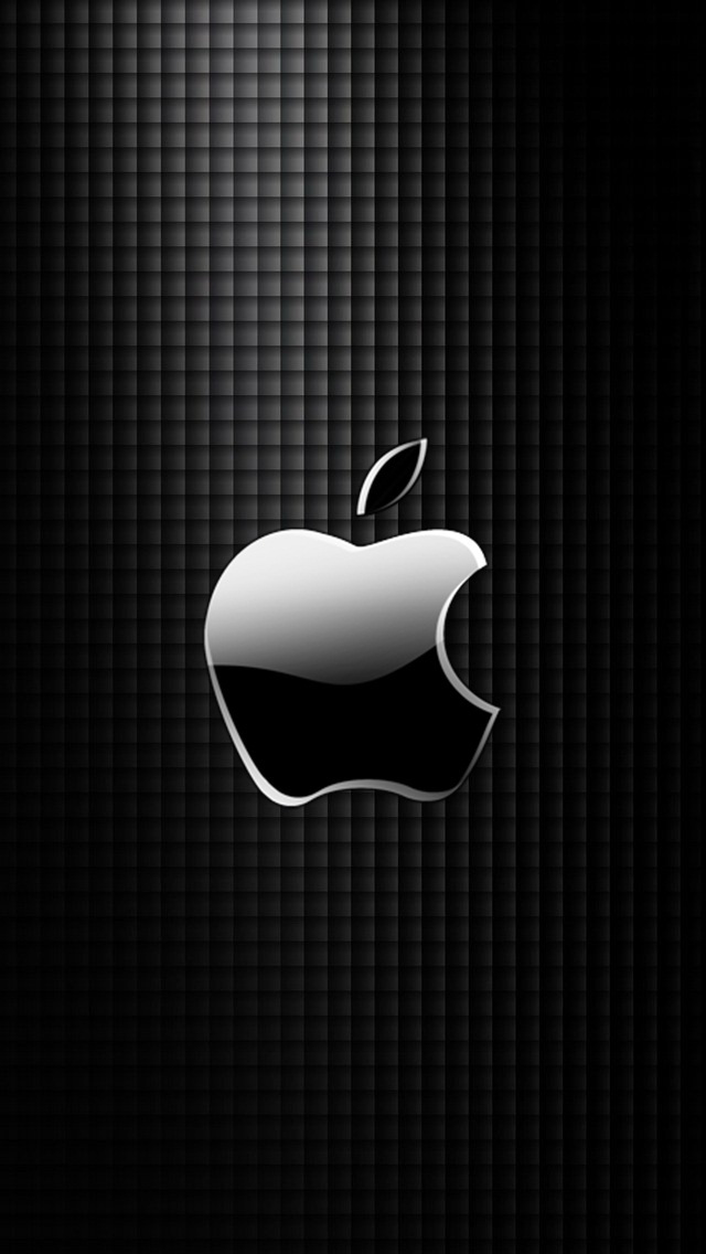 official apple logo 2014. sleek apple logo with black grid background wallpaper free official 2014 5