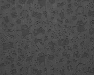 Dark Icons Pattern