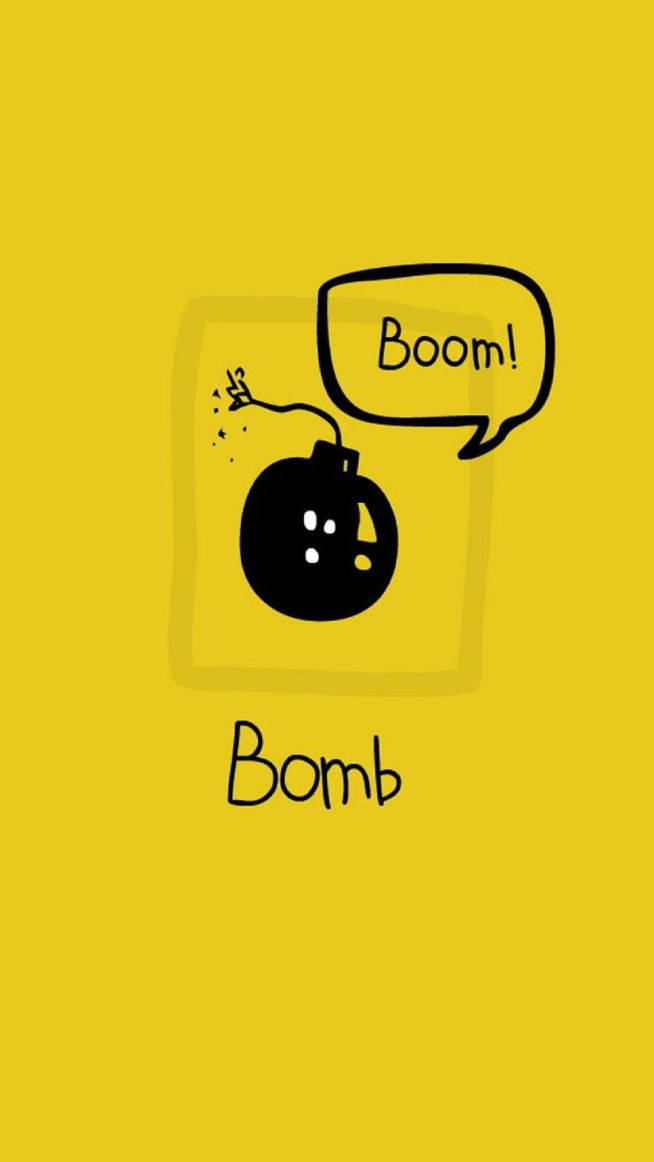 Cartoon Boom Iphone 6 6 Plus And Iphone 5 4 Wallpapers