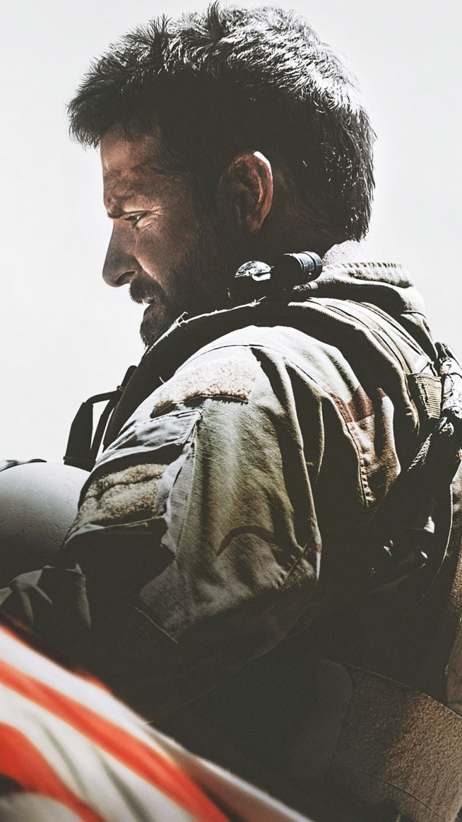 American Sniper iPhone 6 / 6 Plus and iPhone 5/4 Wallpapers
