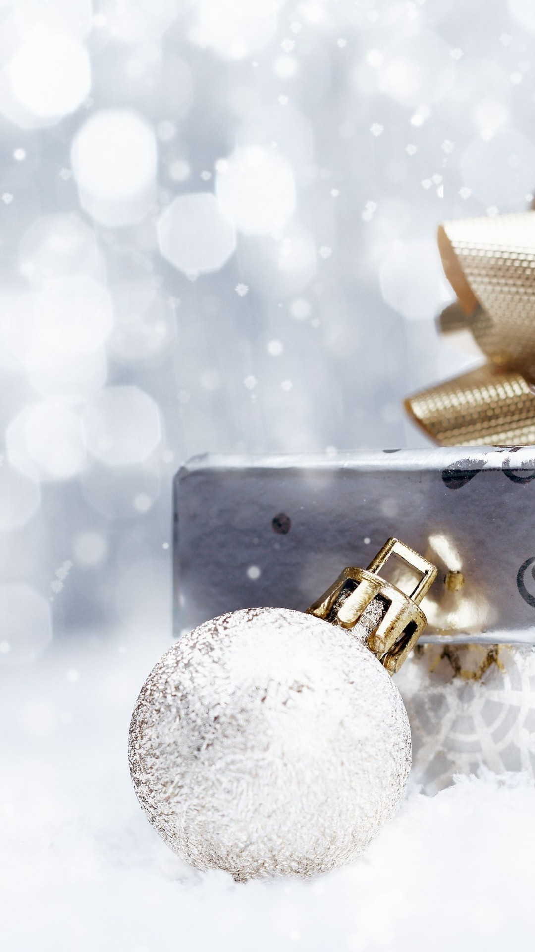 Christmas Gift 2014 iPhone 6 / 6 Plus and iPhone 5/4 Wallpapers