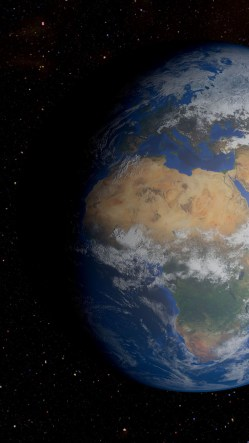 Space View of Earth