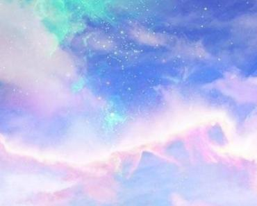 Colorful Clouds Illustration