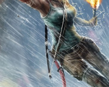 Lara Croft Artwork