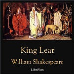 King Lear CD Cover