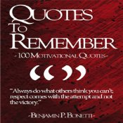 Quotes to Remember Motivational