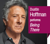 Dustin Hoffman Being There