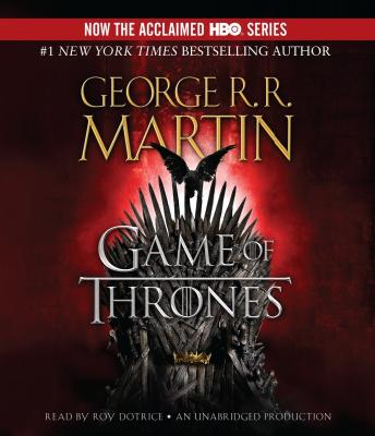 game of thrones audiobook online