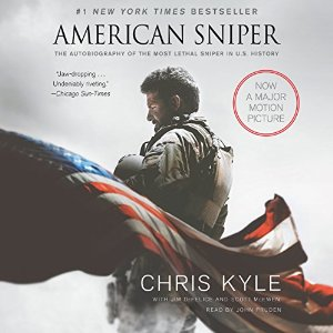 American Sniper Autobiography Lethal Sniper Audio Book