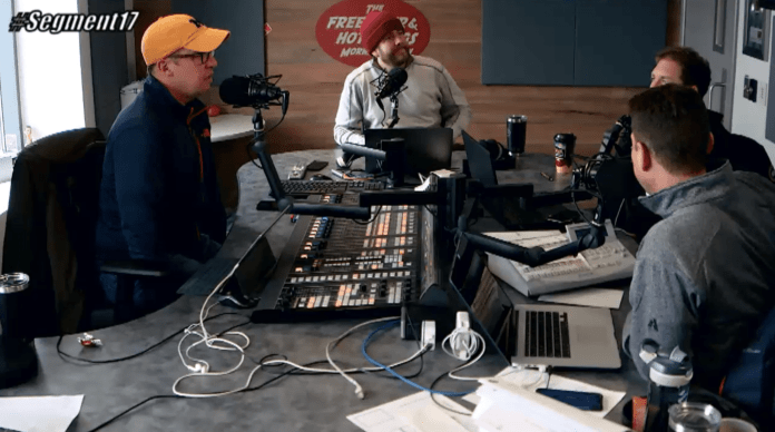 Free Beer and Hot Wings Segment 17: Bomb Cyclone, Expensive Waterparks, Bowling With Ben And Facts Of The Day