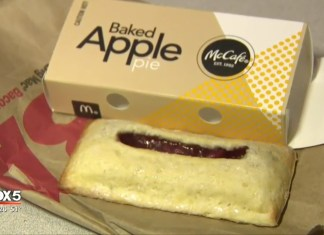 Woman Freaks Out, Gets Arrested Over McDonald's Apple Pie