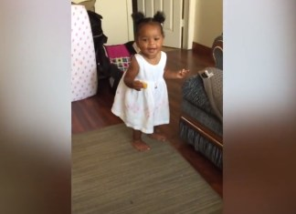 This Family Was Told Their Daughter Would Never Walk, Witness Their Joy When She Finally Does