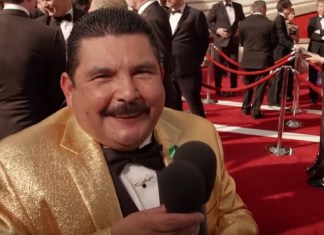 Guillermo Had More Fun At The Oscars Than We Ever Will At Anything Else