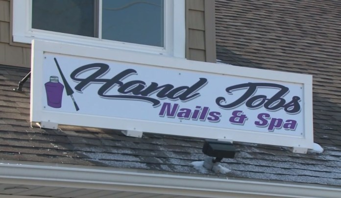 Ohio Nail Salon Owner Facing Controversy Over Shop's Name